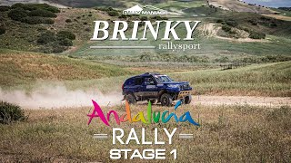 Andalucia Rally 2021 - Stage 1 Brinky Rallysport
