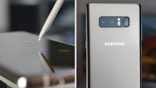 Samsung Test Galaxy Note 8