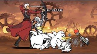 The Battle Cats- Holy War: Archer ★★☆