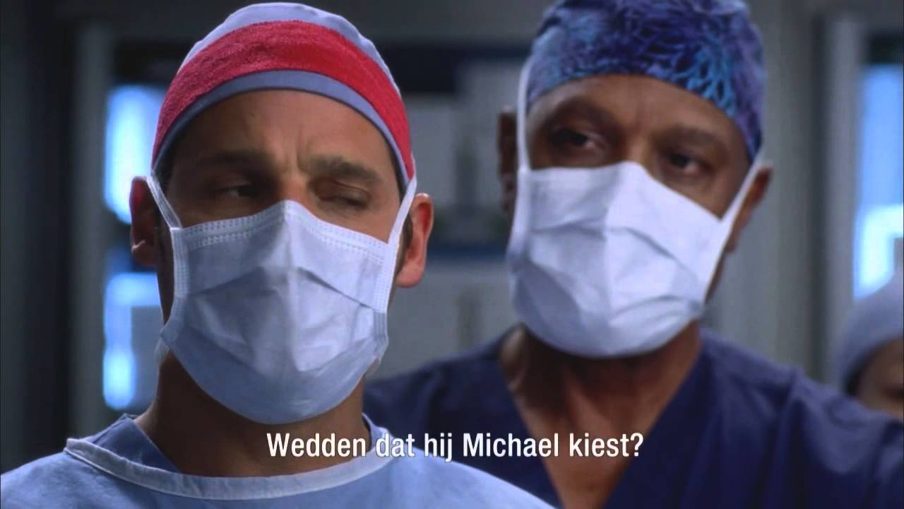 General Grey\'s Anatomy S09 mondkapjes - YouTube