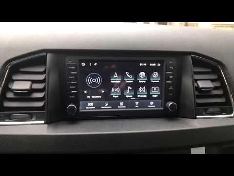 УАЗ патриот автомат мультимедиа ( установка приложений)