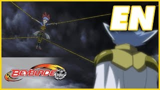 Beyblade Metal Masters: Showdown! Gingka vs. Damian - Ep.95