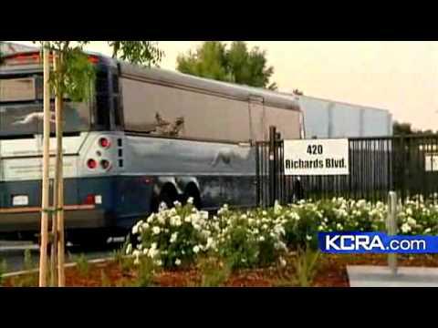 New Sacramento Bus Terminal Officially Open