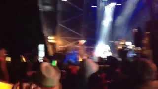 Damian Marley - Hey Girl (live @ ragamuffin 2014, Rotorua, NZ)