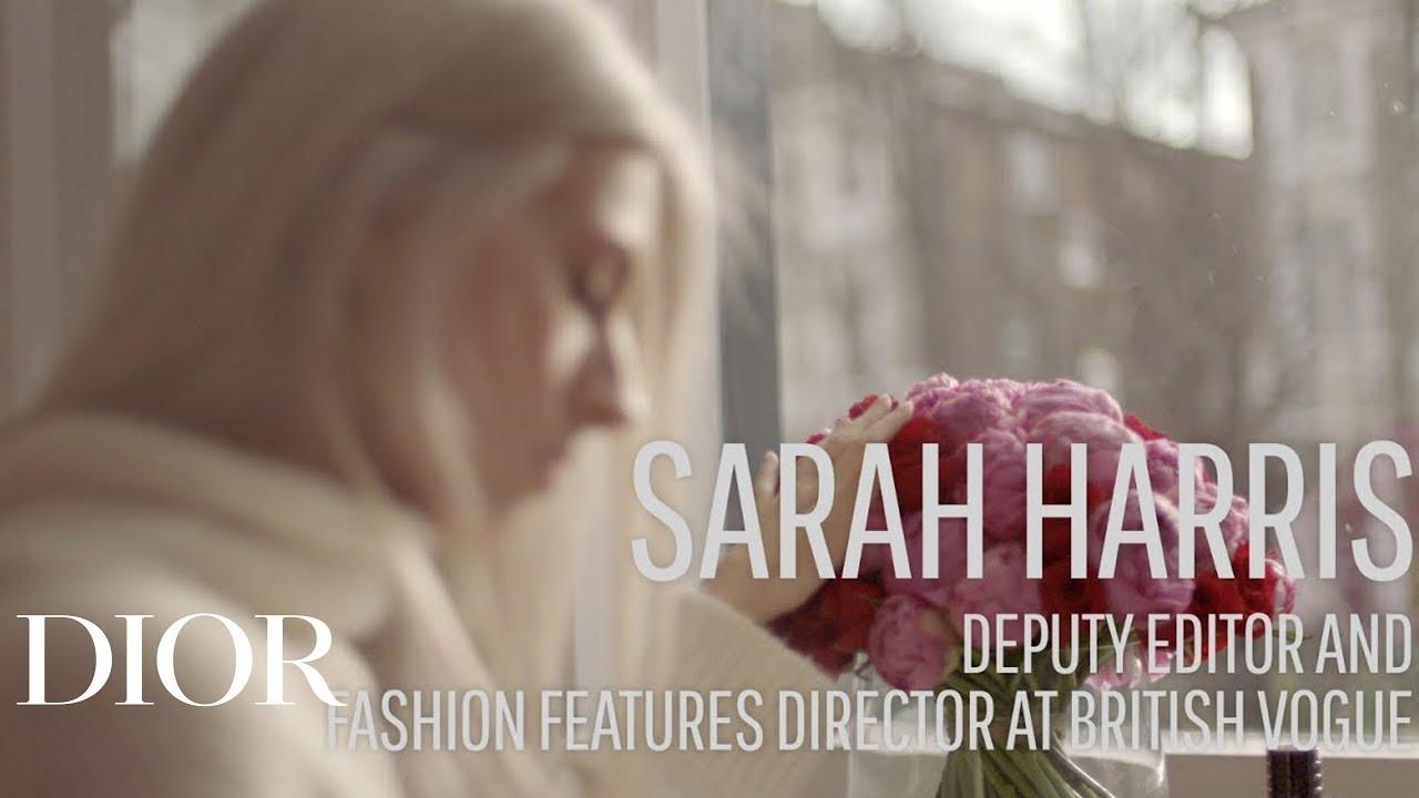 Maison Christian Dior – Sarah Harris