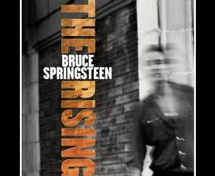 Bruce Springsteen- The Rising -Empty Sky