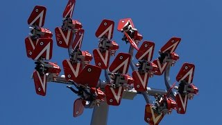 Red Arrows Skyforce (first ever go)  Blackpool Pleasure Beach 2015