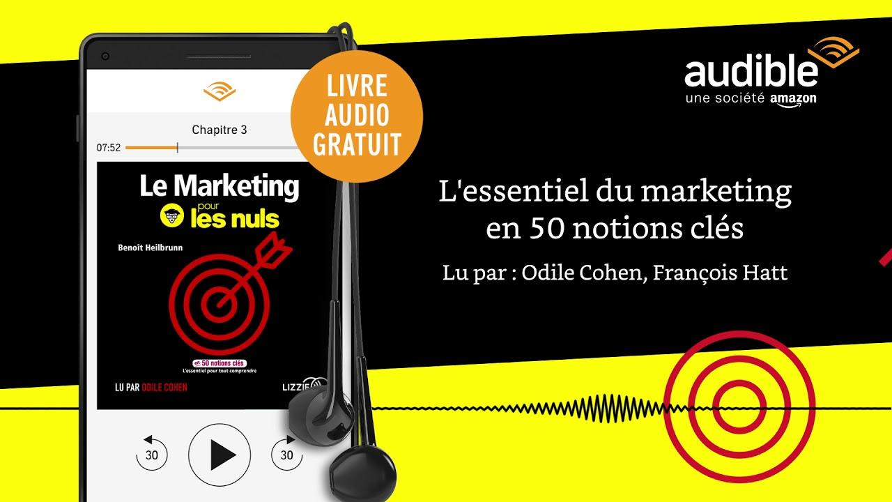 Le Marketing Pour Les Livre Audio Audible