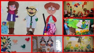 Amazing School decorations ideas || how to decorate school ||