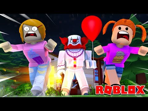 Roblox Escape The Evil Clown With Molly And Daisy!