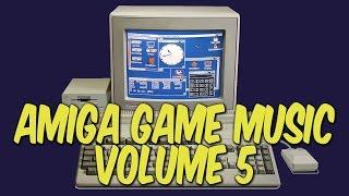 Amiga Game Music Volume 5
