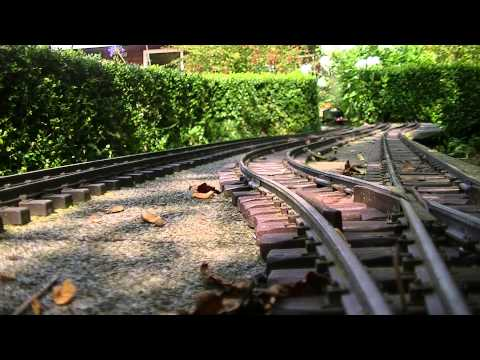 Abandoned Railway Gauge 1 Live Steam
