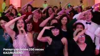 Диана Шарапова - шоу Голос (музыкальная программа для корпоратива)