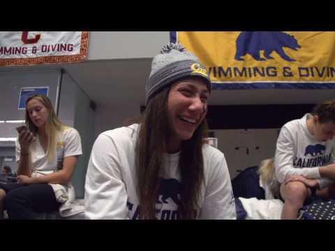 Cal Women's Swimming & Diving: Farida Osman's Homecoming