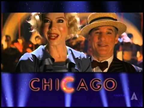 """Chicago"" winning a Sound Oscar®"