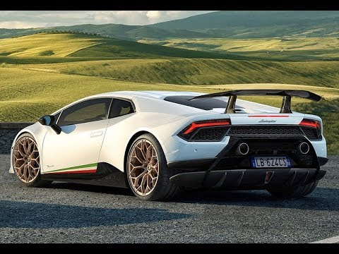 GTA SA Lamborghini Huracan Performante (MOD) Android