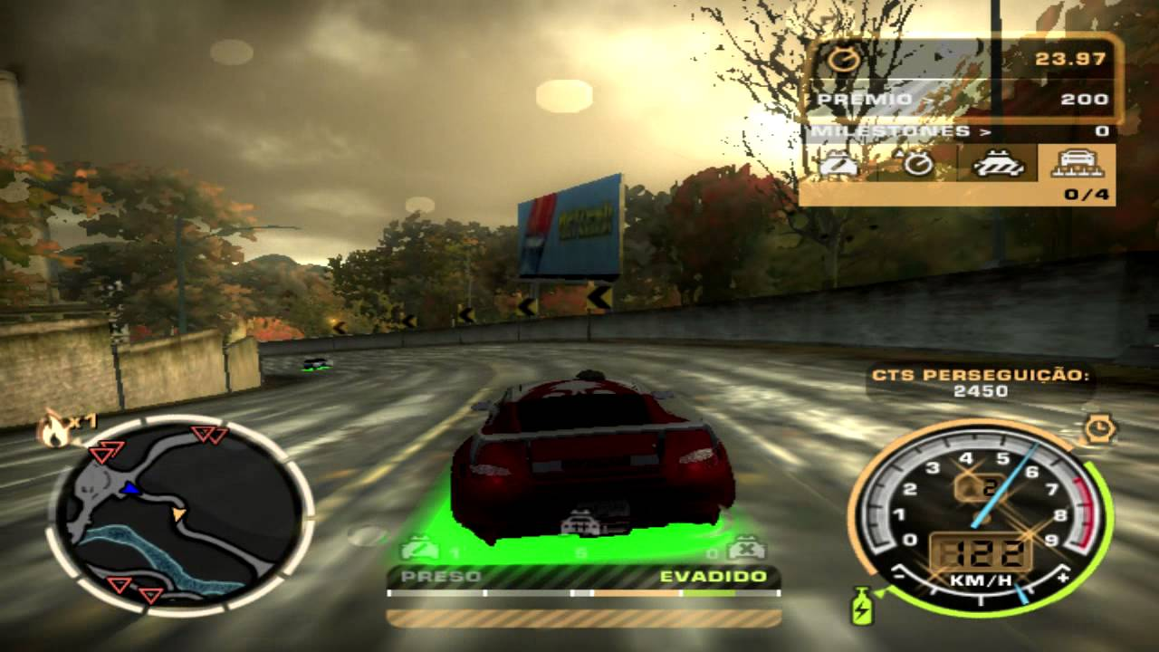 Nfs Most Wanted Mod