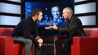 Ron MacLean Gets Philosophical About Don Cherry