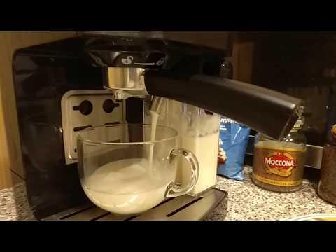 Приготовление кофе с помощью кофеварки Redmond RCM-1512