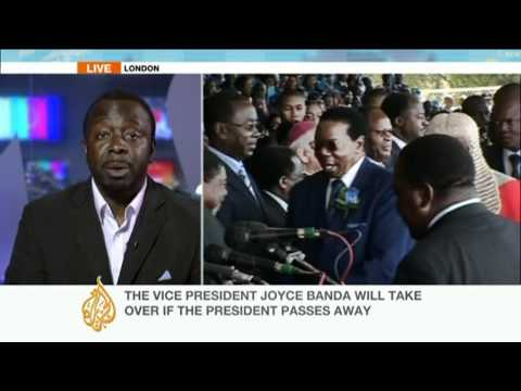 Interview: Political uncertainty in Malawi