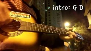 Suket Teki Genjreng Gitar + Kunci mudah