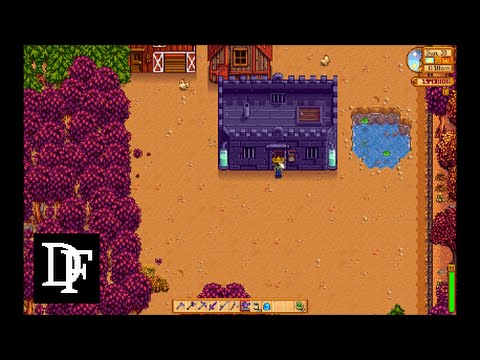 Stardew Valley Slime Hutch Youtube