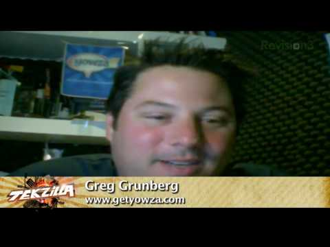 Dying Hard Drive 911, Yowza!!! Greg Grunberg! Green ...
