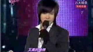 唐禹哲-分開以後&吻到一公里之外 live mv(2008舞动台中魅力之都跨年演唱会)