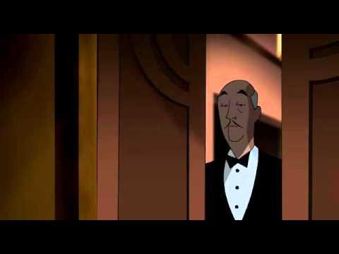 Alfred roasts flash