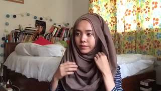 Updated Wide Shawl Tutorial By Fathie