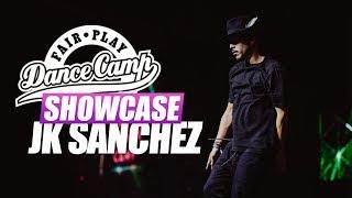 J.K. Sanchez |  Fair Play Dance Camp SHOWCASE 2018