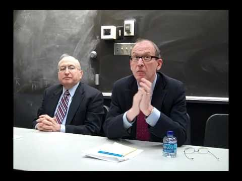 Clyde Haberman lecture (1 of 6)