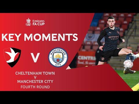 Cheltenham Manchester City Goals And Highlights