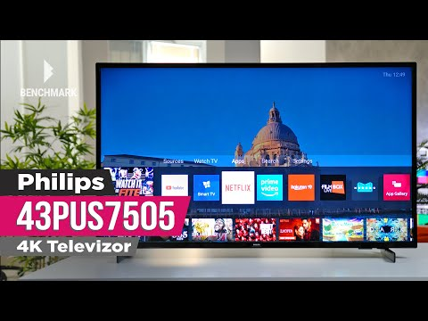 Najbolji TV male dijagonale? - Philips 43PUS7505