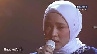 Gigi Feat Sabyan - Akhirnya - Konser Satu Janji Gigi