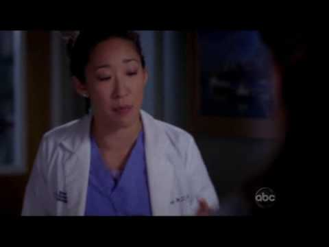 Grey's Anatomy - 5x09 - Meredith & Cristina's Fight - YouTube