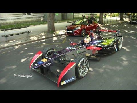 Supercharged: Paris ePrix PT1