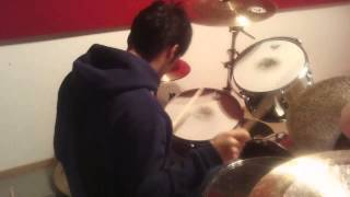Smashing Pumpkins - Cherub Rock drum by lorenzo risetti