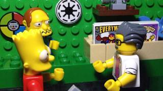 Lego Simpsons: Stan Lee