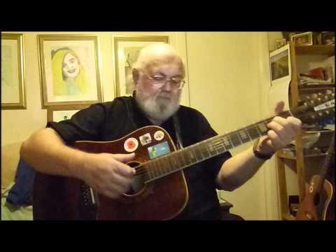 12-string Guitar: Sandman (Including lyrics and chords)