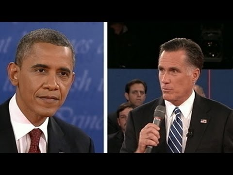 2nd Presidential Debate 2012: Highlights from Mitt Romney ...
