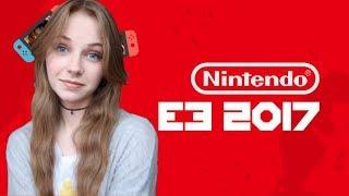 NINTENDO E3 2017 SPOTLIGHT REACTION LIVE - I