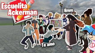 La Escuelita Ackerman con Levi | VRCHAT screenshot 5