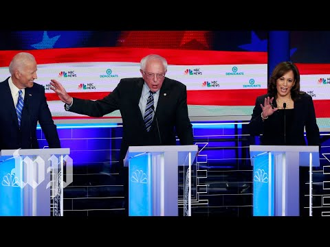 night two of the first Democratic debate 2020 Democratic presidential candidates