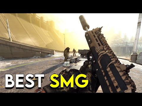The Best SMG In Warzone