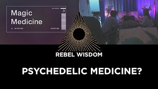 Psychedelic Medicine? With psychedelic therapist Ros Watts