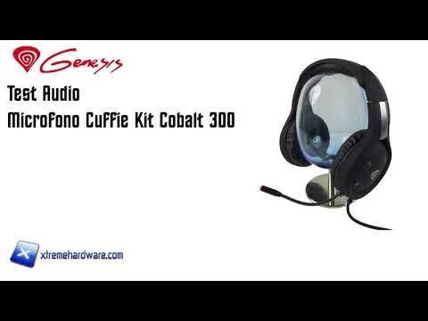 [Test Audio] Microfono Genesis Cobalt 300