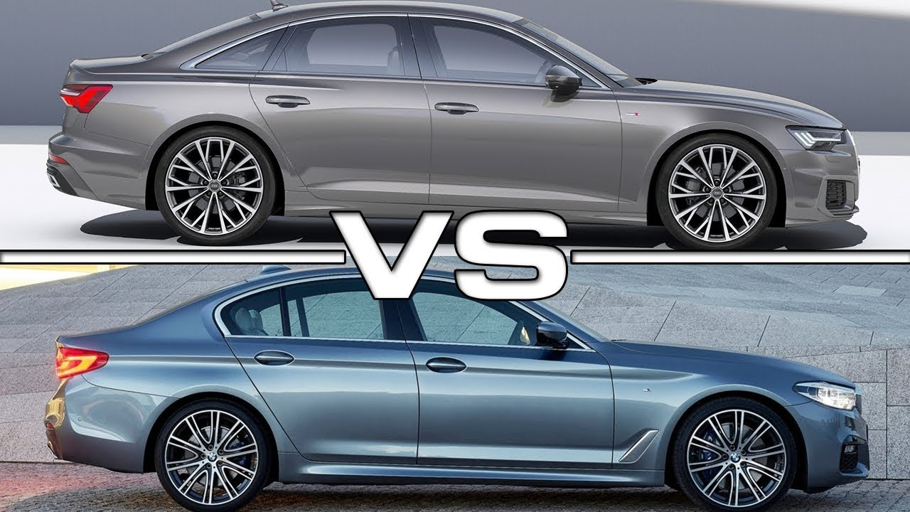 2019 Audi A6 Vs 2018 Bmw 5 Series Youtube
