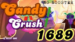 Candy Crush Soda Saga Level 1689 ☆☆☆ Completed NO BOOSTER