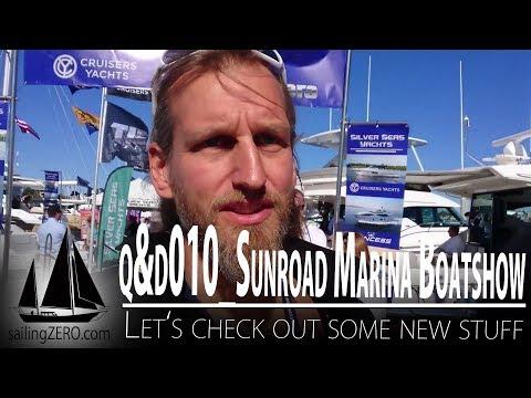 q&d-010_Sunroad Marina Boatshow- (sailing syZERO)